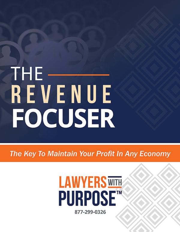 The Revenue Focuser cover