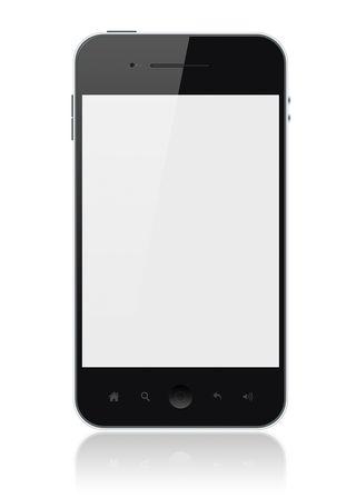 Bigstock-Apple-Iphone-With-Blank-Screen-29625881