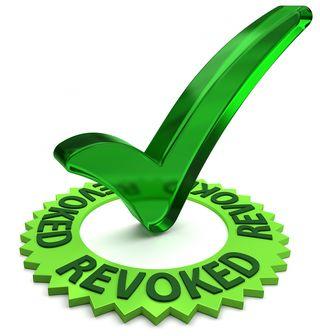 Bigstock-Revoked-47094595