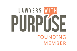 Proud Founder of Lawyers With Purpose